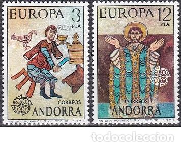 LOTE DE SELLOS NUEVOS - ANDORRA - EUROPA - AHORRA GASTOS COMPRA MAS SELLOS (Sellos - España - Dependencias Postales - Andorra Española)