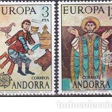 Sellos: LOTE DE SELLOS NUEVOS - ANDORRA - EUROPA - AHORRA GASTOS COMPRA MAS SELLOS. Lote 233689790