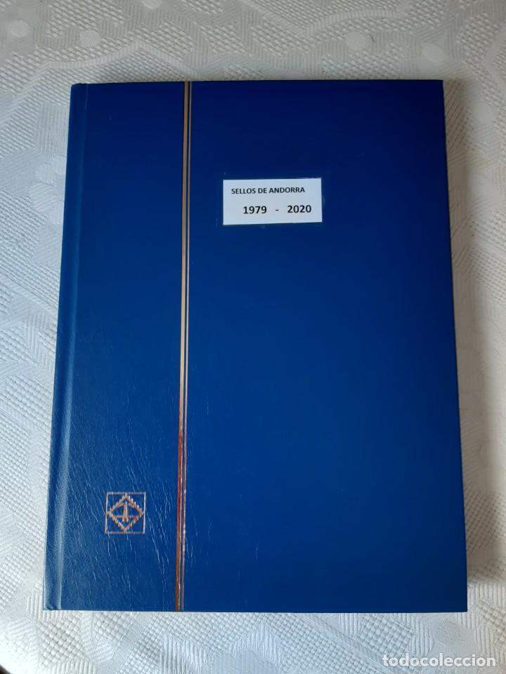 Sellos: GRAN COLECCION DE SELLOS DE ANDORRA 1979-2020 (42 AÑOS). NUEVOS. - Foto 8 - 236202540
