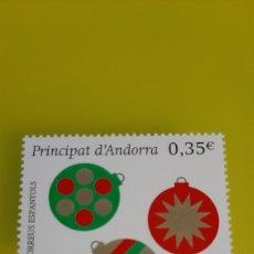 Sellos: 2011 ANDORRA ESPAÑA SERIE COMPLETA NUEVA EDIFIL 390 FILATELIA COLISEVM. Lote 244733170