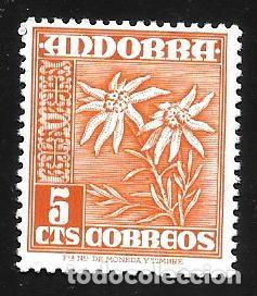 ANDORRA (Sellos - España - Dependencias Postales - Andorra Española)