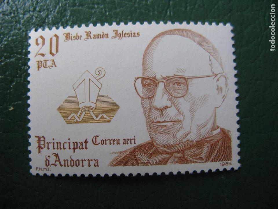 +ANDORRA, 1985, COPRINCIPE, EDIFIL 186 (Sellos - España - Dependencias Postales - Andorra Española)