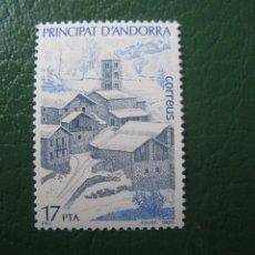 Sellos: +ANDORRA, 1985, TURISMO, EDIFIL 188. Lote 244946585
