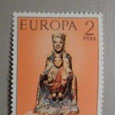 Sellos: SELLO - ANDORRA CORREO ESPAÑOL - EDIFIL 89 - 1974 - 2 PTAS - EUROPA. Lote 244954510