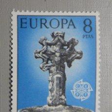 Sellos: SELLO - ANDORRA CORREO ESPAÑOL - EDIFIL 90 - 1974 - 8 PTAS - EUROPA. Lote 244954515
