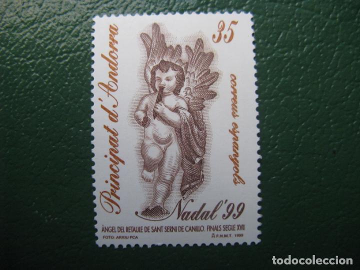 +ANDORRA, 1999, NAVIDAD, EDIFIL 274 (Sellos - España - Dependencias Postales - Andorra Española)