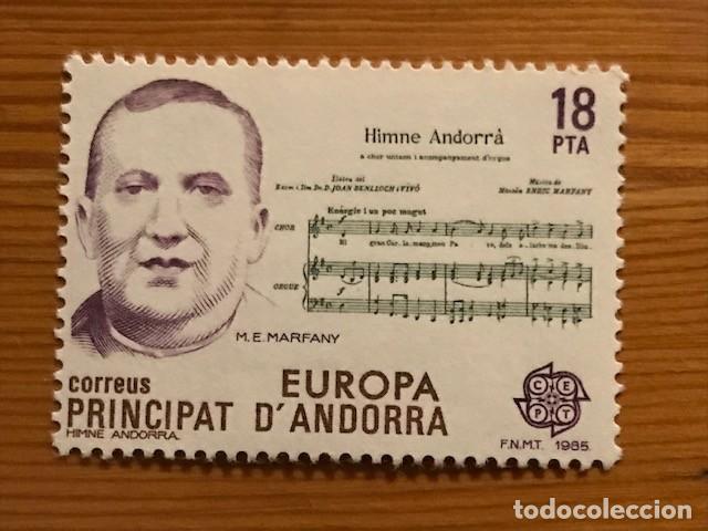 Sellos: Andorra, 1985 al 1995, 23 sellos nuevos ** - Foto 2 - 249062410