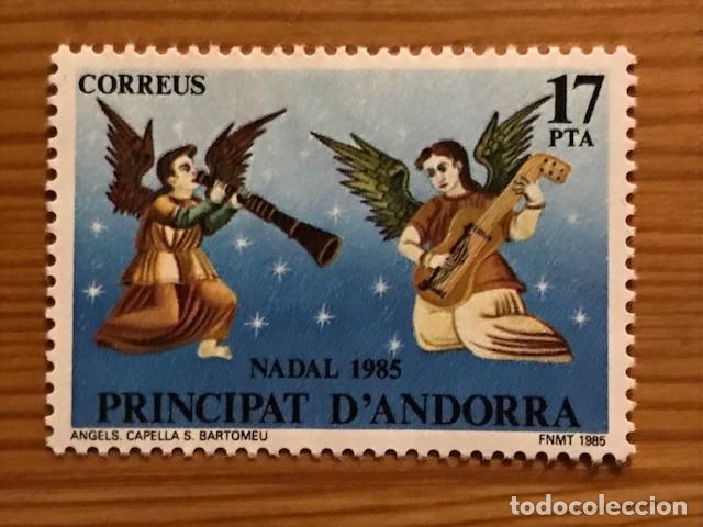 Sellos: Andorra, 1985 al 1995, 23 sellos nuevos ** - Foto 4 - 249062410