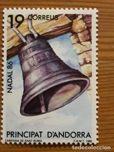 Sellos: Andorra, 1985 al 1995, 23 sellos nuevos ** - Foto 6 - 249062410