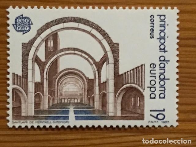 Sellos: Andorra, 1985 al 1995, 23 sellos nuevos ** - Foto 7 - 249062410