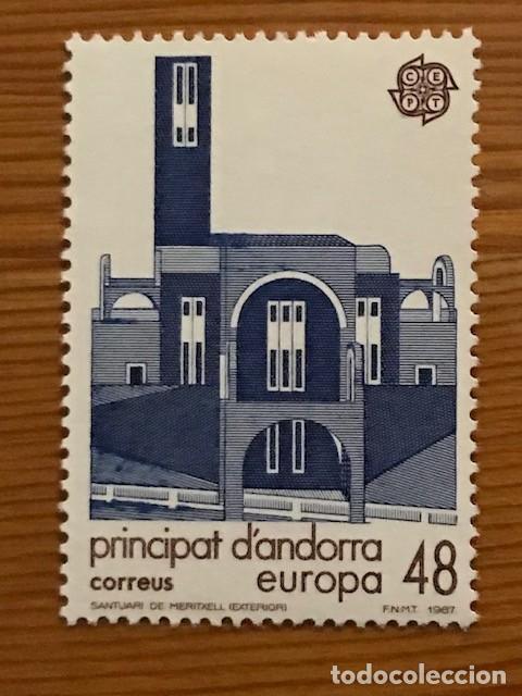 Sellos: Andorra, 1985 al 1995, 23 sellos nuevos ** - Foto 8 - 249062410