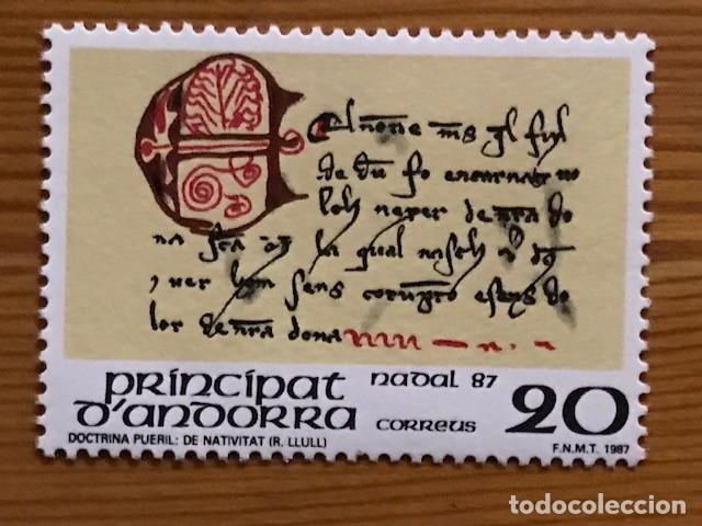 Sellos: Andorra, 1985 al 1995, 23 sellos nuevos ** - Foto 9 - 249062410
