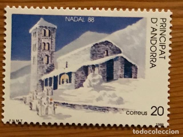 Sellos: Andorra, 1985 al 1995, 23 sellos nuevos ** - Foto 12 - 249062410