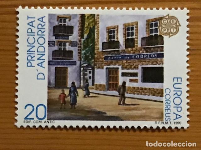 Sellos: Andorra, 1985 al 1995, 23 sellos nuevos ** - Foto 14 - 249062410