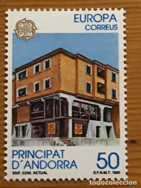 Sellos: Andorra, 1985 al 1995, 23 sellos nuevos ** - Foto 15 - 249062410