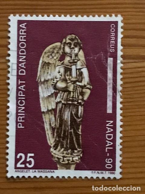 Sellos: Andorra, 1985 al 1995, 23 sellos nuevos ** - Foto 16 - 249062410