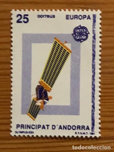 Sellos: Andorra, 1985 al 1995, 23 sellos nuevos ** - Foto 17 - 249062410