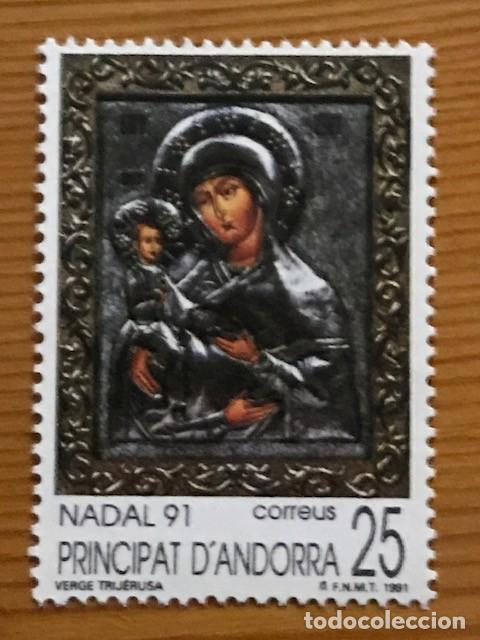 Sellos: Andorra, 1985 al 1995, 23 sellos nuevos ** - Foto 19 - 249062410