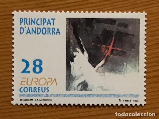 Sellos: Andorra, 1985 al 1995, 23 sellos nuevos ** - Foto 21 - 249062410