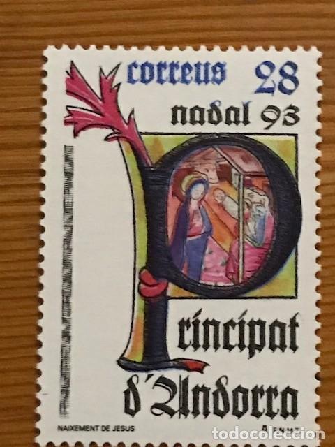 Sellos: Andorra, 1985 al 1995, 23 sellos nuevos ** - Foto 22 - 249062410