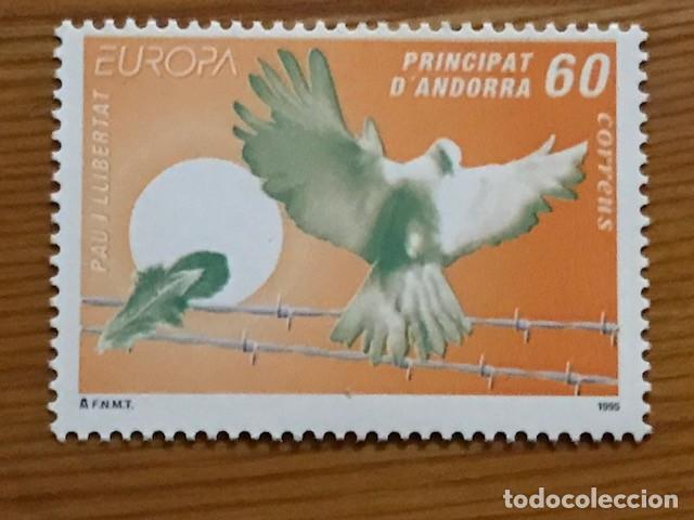 Sellos: Andorra, 1985 al 1995, 23 sellos nuevos ** - Foto 23 - 249062410
