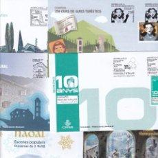 Sellos: SELLOS ESPAÑA SPD 2018 ANDORRA EN NUEVO SIN FIJASELLOS MNH. Lote 253615030