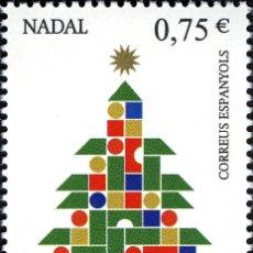 Sellos: ANDORRA 2013 EDIFIL 411 SELLO ** NAVIDAD CHRISTMAS NADAL ARBOL MICHEL 407 YVERT 397 PRINCIPAT D'ANDO. Lote 256044490