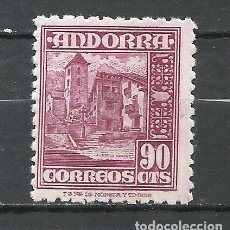 Sellos: ANDORRA (CORREO ESPAÑOL) - 1948 - EDIFIL 53** MNH. Lote 256146445