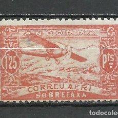 Sellos: ANDORRA (CORREO ESPAÑOL) - 1932 - EDIFIL NE17* MH. Lote 256147770