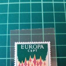 Sellos: EDIFIL 72 NUEVA *** CETRAJE BUENO EUROPA 1972 ANDORRA ESPAÑOLA. Lote 260407060