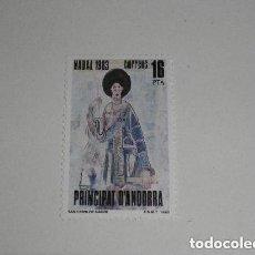 Sellos: ANDORRA EDIFIL Nº 174, NAVIDAD 1983, NUEVO. Lote 260762855