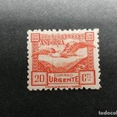 Sellos: ANDORRA ESPAÑA EUROPA AÑO 1929 EDIFIL 27 NUEVO PERFECTO *** LEE DESCRIPCIÓN. Lote 261133695