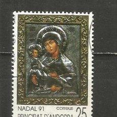 Sellos: ANDORRA ESPAÑOLA EDIFIL NUM. 228 USADO. Lote 261362340