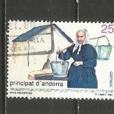Sellos: ANDORRA ESPAÑOLA EDIFIL NUM. 229 USADO. Lote 261362435