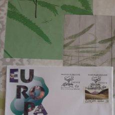 Sellos: ANDORRA ESPAÑOLA EDIFIL 271 SFC 1999 EUROPA MATASELLO NATURALEZA FILATELIA COLISEVM VER MIS LOTES. Lote 263144260