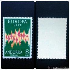 Sellos: ANDORRA.EUROPA 1972.NUEVO Y SIN FIJASELLOS .. Lote 271865363