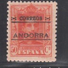 Sellos: ANDORRA ESPAÑOLA, 1928 EDIFIL Nº 9 /**/. SIN FIJASELLOS. Lote 276580193