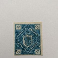 Sellos: SELLO ANDORRA ESPAÑOLA,1896,15 CÉNTIMOS . , NUEVO., SIN DENTAR. Lote 287869038
