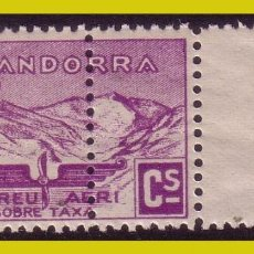 Sellos: ANDORRA ESPAÑOLA 1931 PAISAJES DE ANDORRA, EDIFIL Nº NE14DDV * *. Lote 288199233