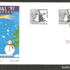 Sellos: ANDORRA SOBRE PRIMER DIA DE CIRCULACION EDIFIL NUM. 260. Lote 288537588