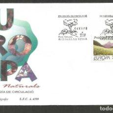 Sellos: ANDORRA SOBRE PRIMER DIA DE CIRCULACION EDIFIL NUM. 272. Lote 288538443