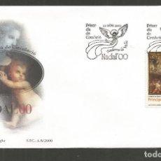 Sellos: ANDORRA SOBRE PRIMER DIA DE CIRCULACION EDIFIL NUM. 283. Lote 288538818