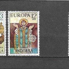 Sellos: ANDORRA, 1975, NUEVOS, MNH** EDIFIL 96-98. Lote 289721003