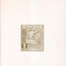 Sellos: SELLOS ESPAÑA OFERTA ÁLBUM CON COLECCIÓN COMPLETA ANDORRA ESPAÑOLA 1972/2000 IMPECABLE. Lote 293474063