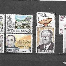 Sellos: ANDORRA, 1983, NUEVOS, MNH** , EDIFIL 168-175. Lote 293598033