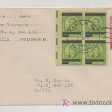 Sellos: FILIPINAS. SOBRE CIRCULADO. MANILA. 1943. . Lote 18453927