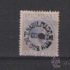 Sellos: FILIPINAS SELLOS SOBRECARGADOS PARA TELEGRAFOS DE LOS AÑOS 1880. Lote 24100161
