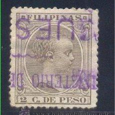 "Sellos: ""MINISTERIO DE ULTRAMAR MUESTRA"". Lote 27826441"