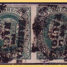 Sellos: FILIPINAS 1869 ISABEL II HABILITADOS, B2 EDIFIL Nº 20N (O). Lote 28465259