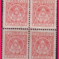Sellos: FILIPINAS 1898 CORREO INSURRETO B4 EDIFIL Nº 4 * * . Lote 32206381